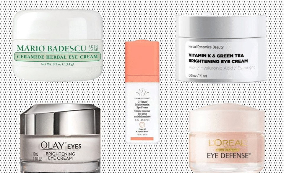 Best Eye Cream For Dark Circles Wrinkles Itscurrentfashion