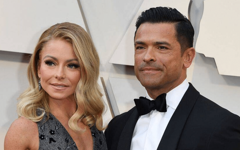 Kelly Ripa Husband